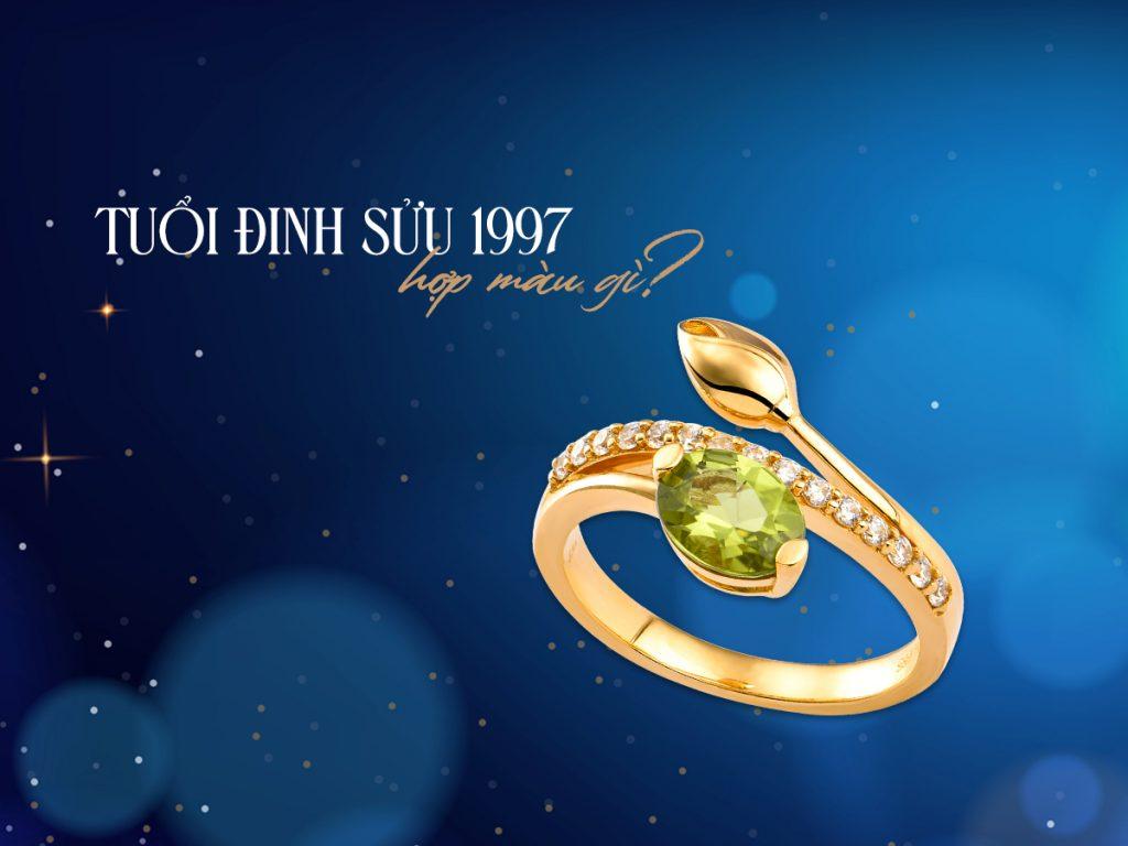 Tuoi Dinh Suu 1997 Hop Voi Mau Gi Nam 2021